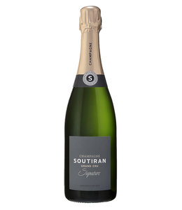 Soutiran Champagne Soutiran Grand Cru Signature