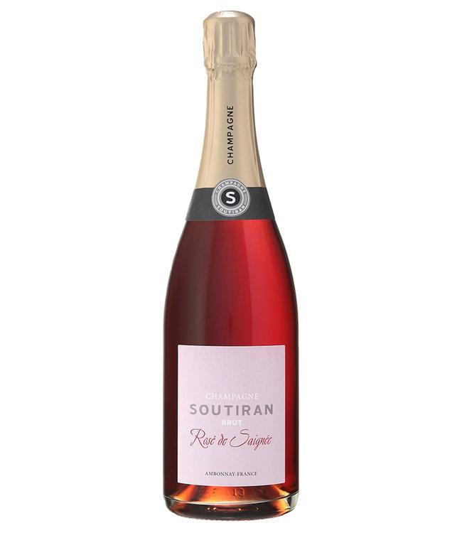 Soutiran Champagne Soutiran Rose de Saignee