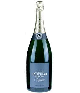 Soutiran Champagne Soutiran Grand Cru Signature Magnum 1,5L