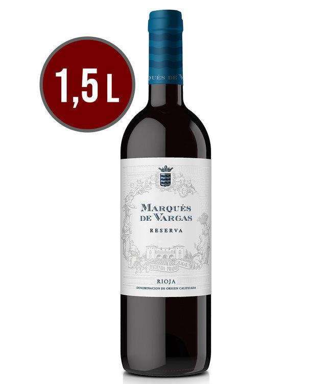 Marques de Vargas Rioja Reserva 2015, Marques de Vargas - Magnum (1,5L)