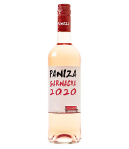 Bodegas Paniza Garnacha Rosado 2020, Bodegas Paniza