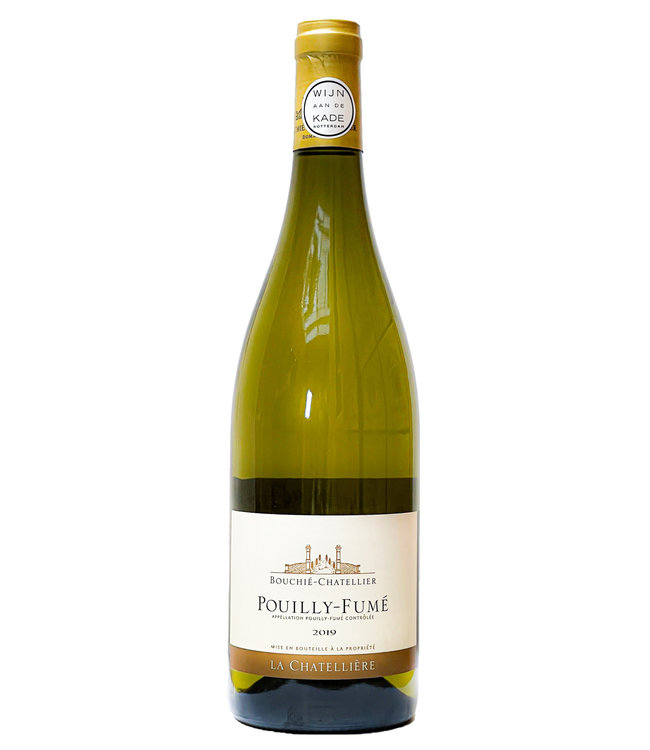 Pouilly-Fume 2019, Bouchie-Chatellier
