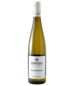 Bergsig Estate Gewürztraminer 2019/2020, Bergsig Estate