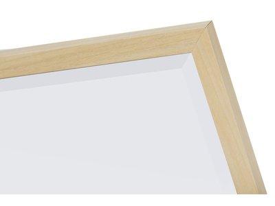 Oslo - spiegel - licht hout
