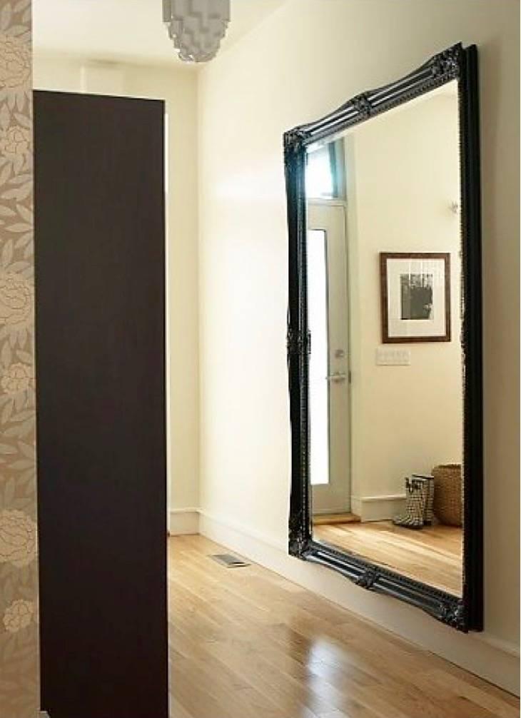 Oude Spiegel Zonder Lijst.Veel Gemaakte Fouten Bij Het Ophangen Kunstspiegel