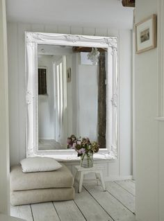 Inspiratie voor grote spiegels
