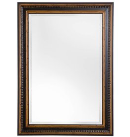 Bilbao - spiegel - bruin/zwart