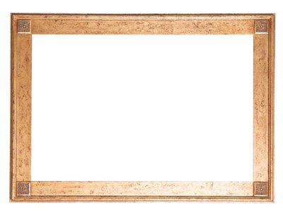 Palma - unieke gouden lijst