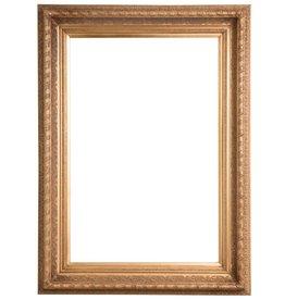 Vigo - gouden lijst met ornament