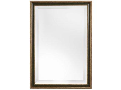 Vintage Spiegel Goud : Pavia spiegel met vintage gouden lijst kunstspiegel