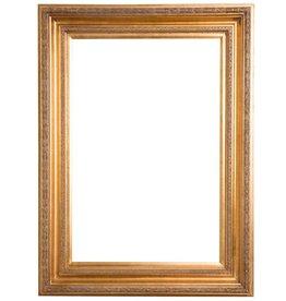 Valence - sfeervolle gouden lijst met ornament