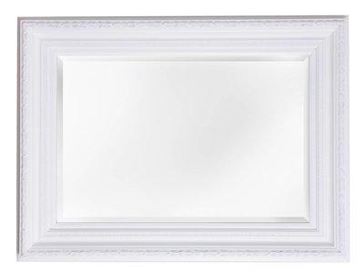 Valence - spiegel - wit