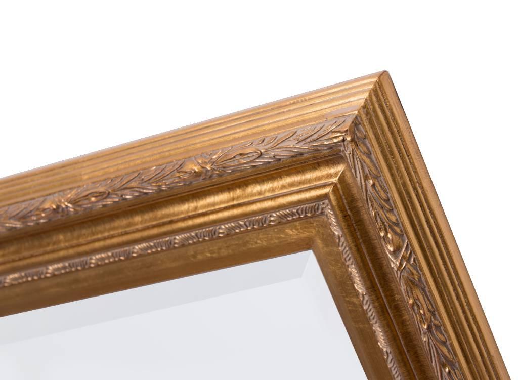 Montpellier - spiegel - goud