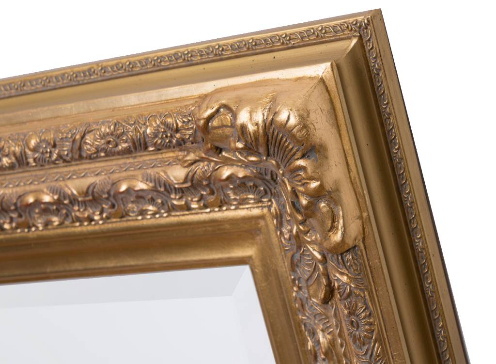 Fréjus - barokspiegel - goud