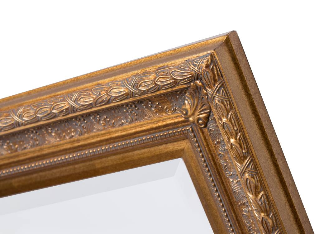 Antibes - barokspiegel - goud