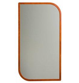 Tarente - spiegel - teak hout