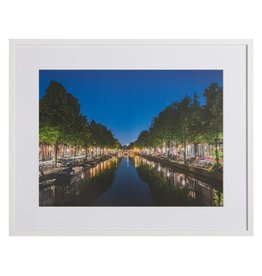 Amsterdamse gracht by Ján