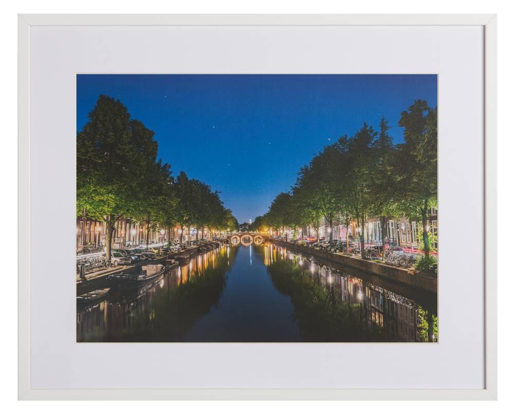 Amsterdamse gracht by Ján