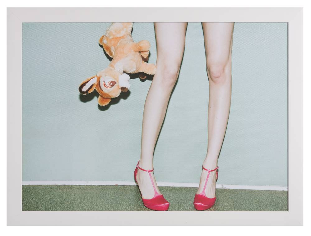 Bambi & Heels by Julie Pike