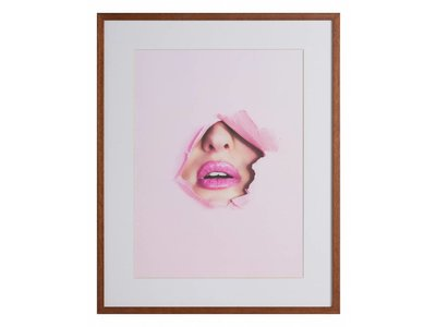 Pretty in Pink by Ian Dooley