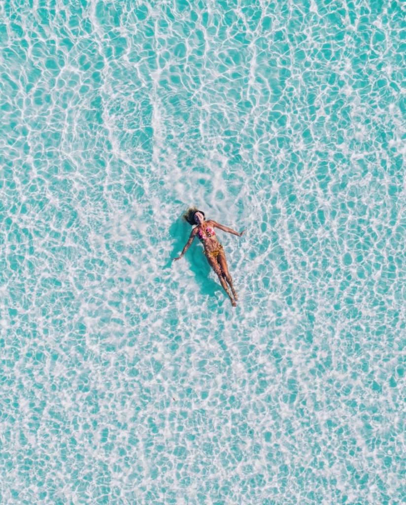 Zonnige Maldiven by Ishan