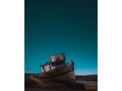 Ghost Ship by Casey Horner