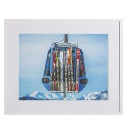 Skilift by Kipras Streimikis