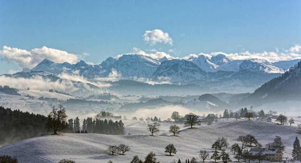 Sneeuw by Ricardo Gomez Angel