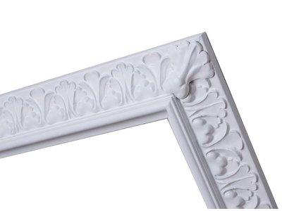 Padua - witte barok lijst