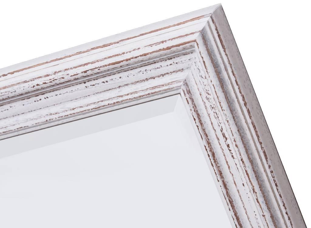 Bianco - spiegel - wit