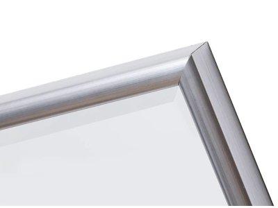 Torretta - spiegel - zilver