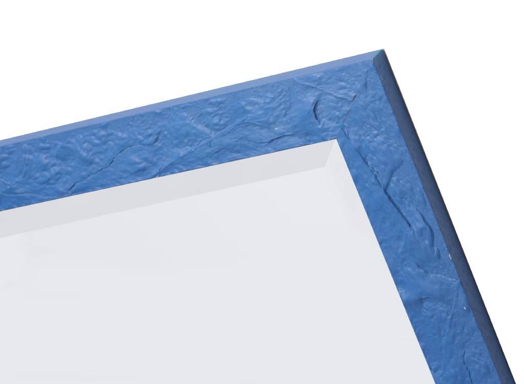 Metz - spiegel - blauw