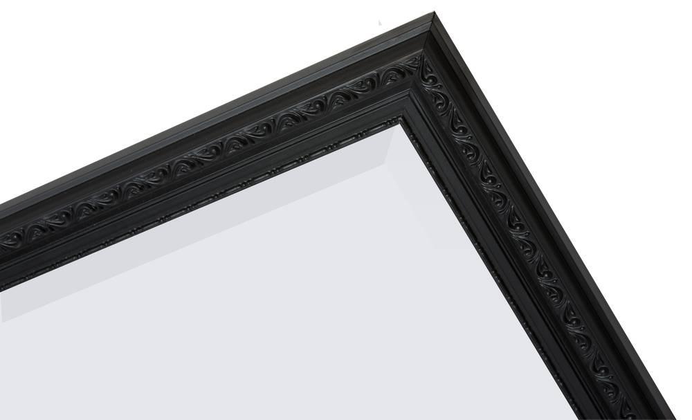San Salvo - spiegel - zwart