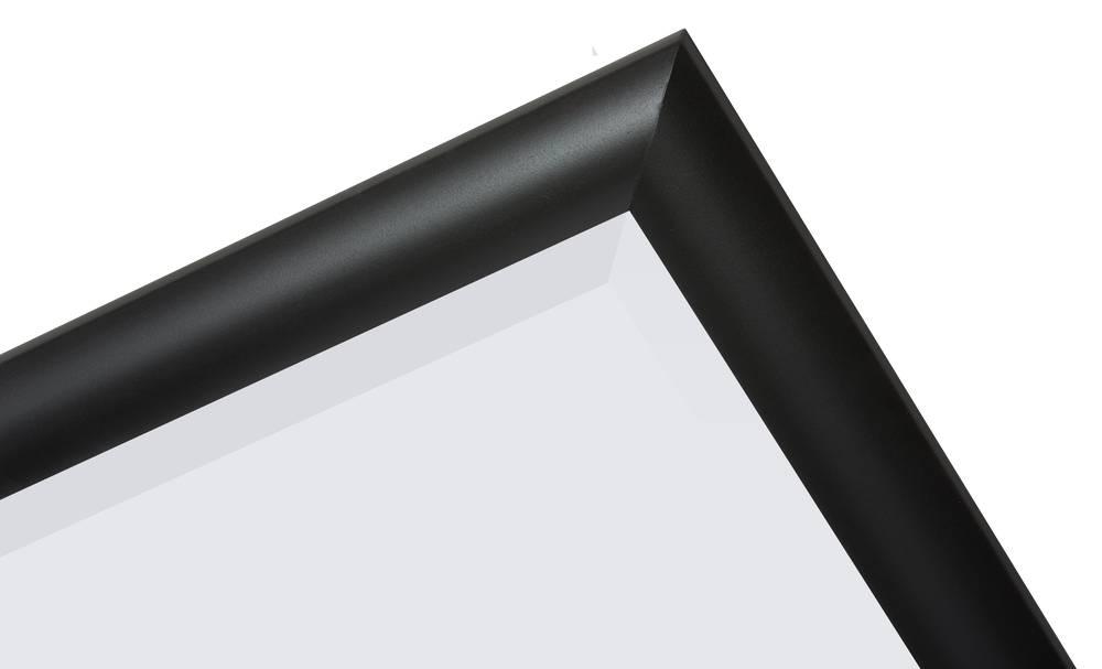 Augusta - spiegel - zwart