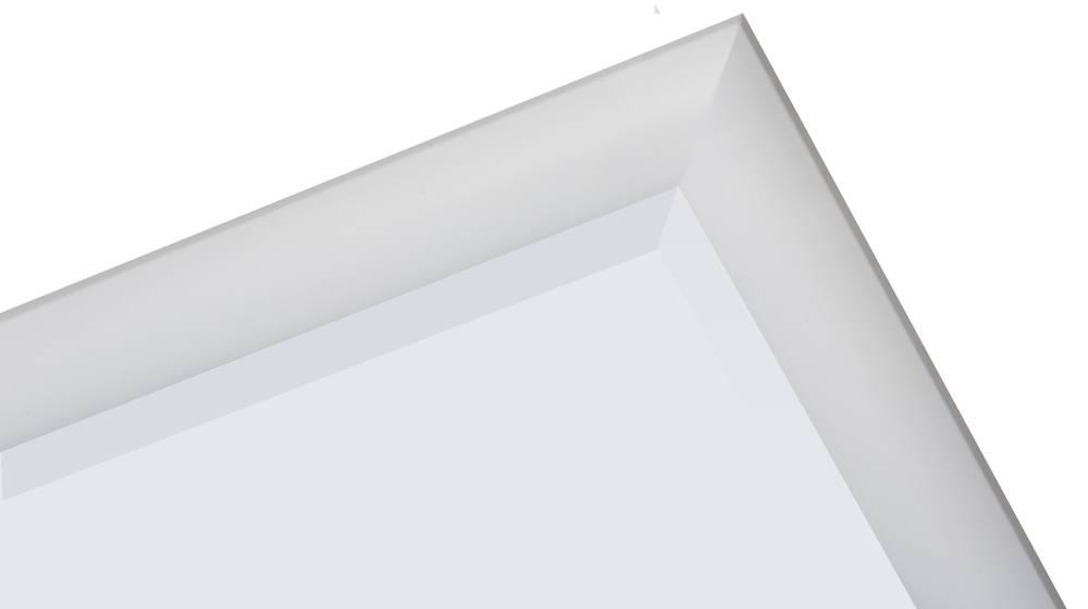 Augusta - spiegel - wit