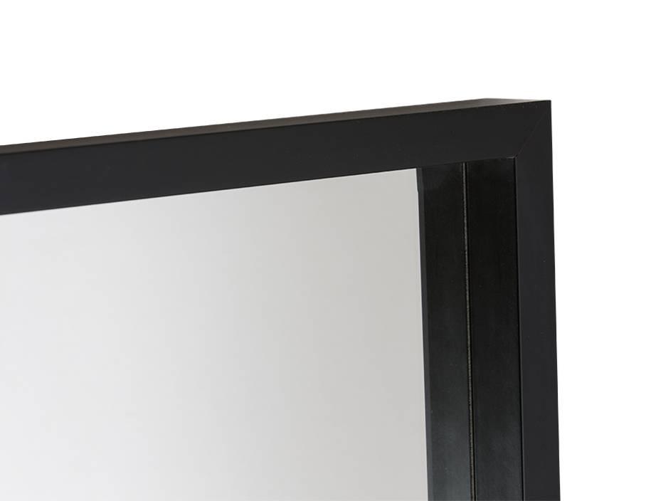 Veneto - spiegel - zwart