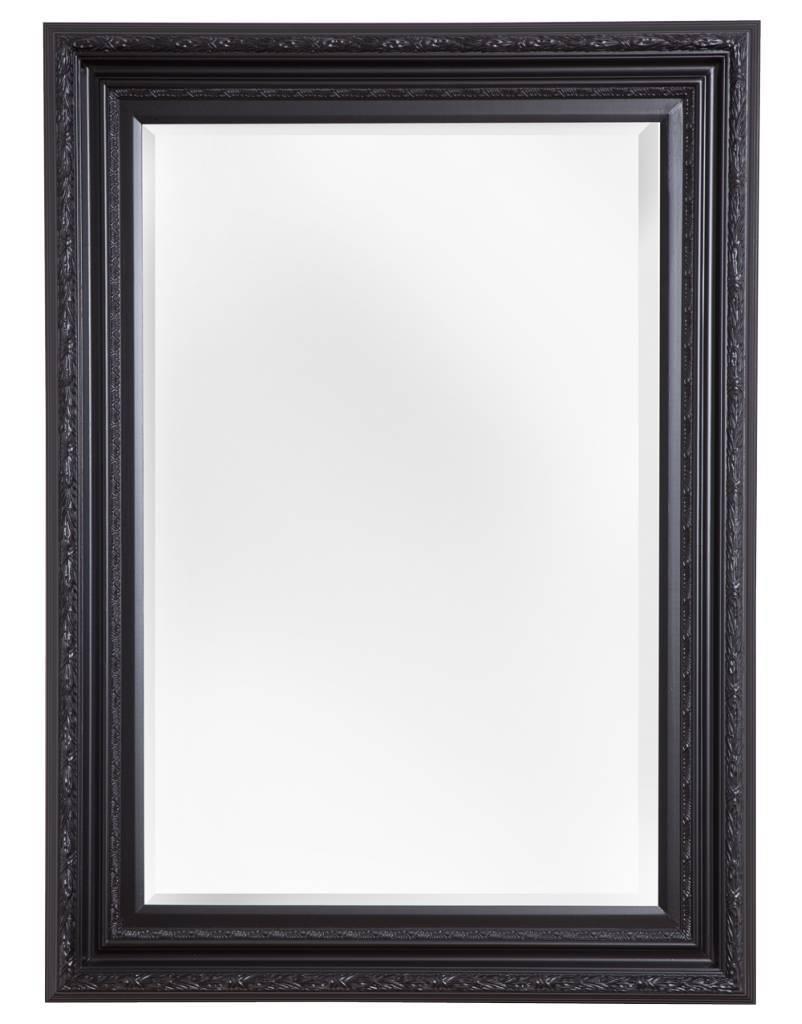 Montpellier - spiegel - zwart