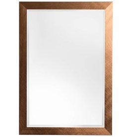 Ormea - spiegel - brons