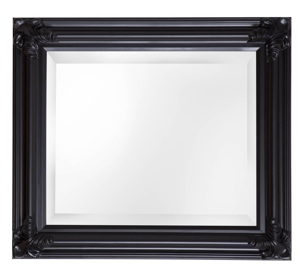 Valencia - spiegel - zwart