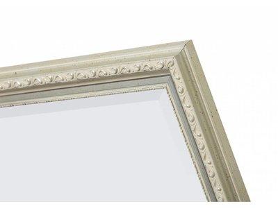 San Salvo - klassieke spiegel - zilver