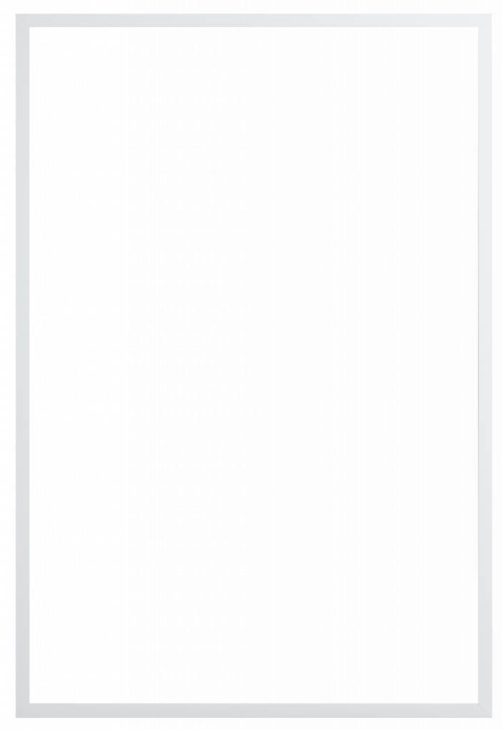 Sottile - Betaalbare Moderne Lijst- Simpel Wit