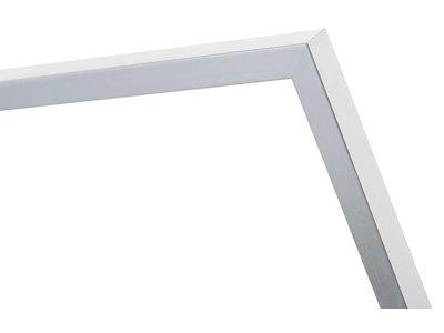 Sottile - Betaalbare Moderne Lijst- Geborsteld Zilver-Look
