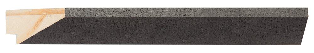 Molise - spiegel - donkergrijze betonlook