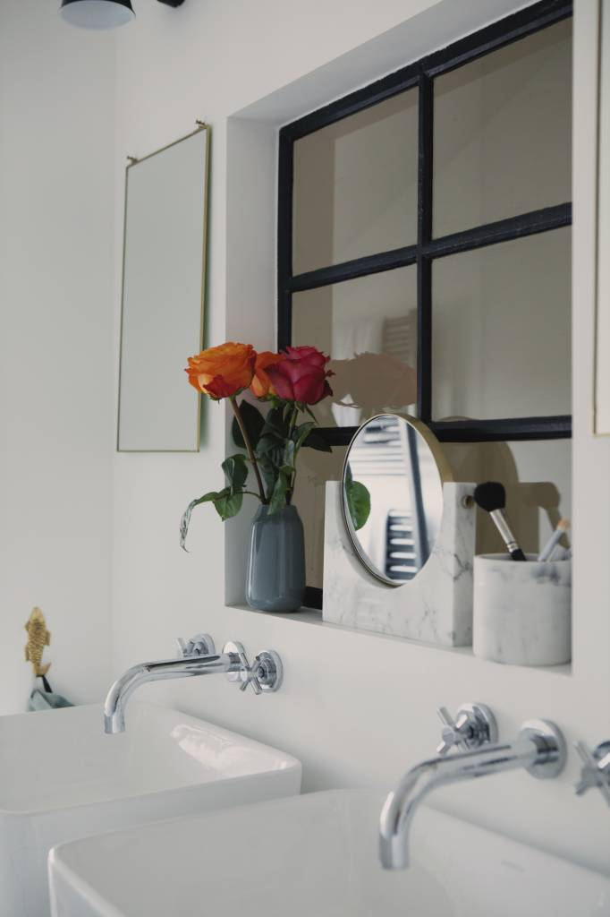 Spiegels voor in je badkamer