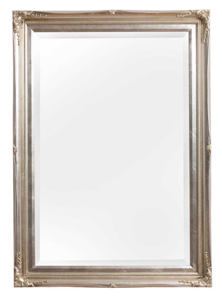 Verona - spiegel - zilver