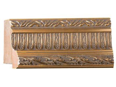 Nyons - Barok Ornamentlijst - Goud Gekleurd