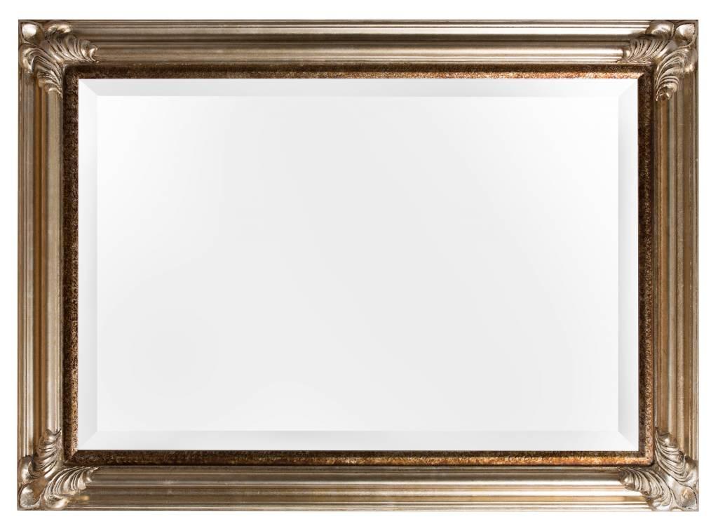 Valencia - spiegel - zilver