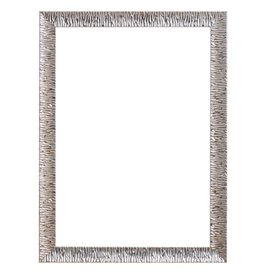 Kaapstad - moderne zilveren design lijst