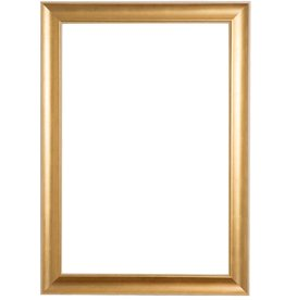 Haarlem - Tijdloze Markante Lijst - Kleur Goud
