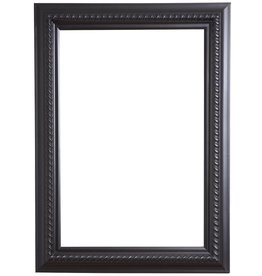 Ferrara - zwarte houten lijst